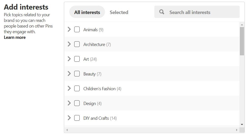 pinterest-ads-add-audience-interests