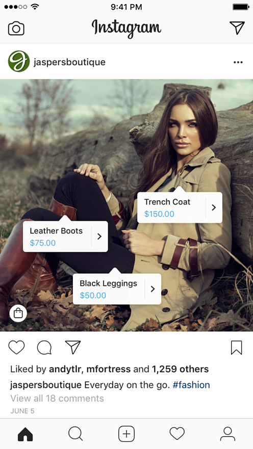 instagram-shop